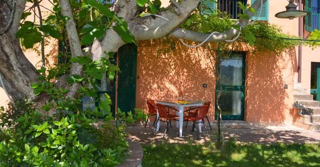 giardino appartamento Fico