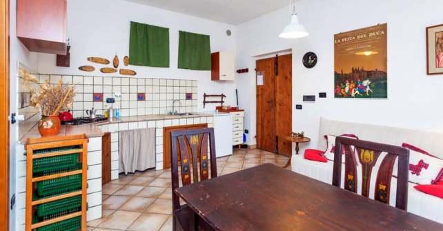 soggiorno appartamento Oca
